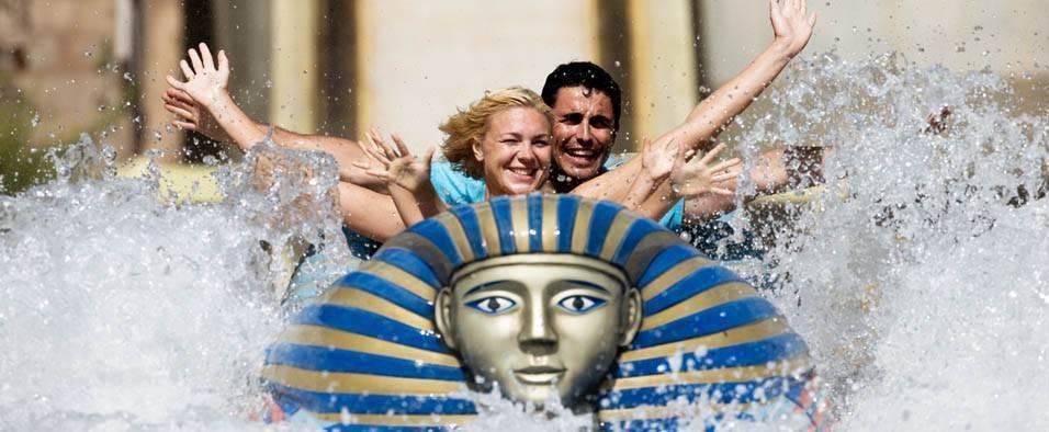 Las cataratas del Nilo, terra mitica