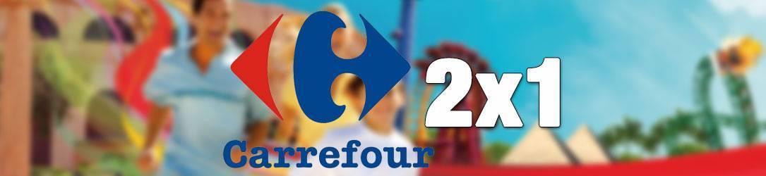 Terra Mitica 2x1, consiguelo gratis en Carrefour