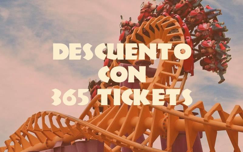 Descuento 365 tickets España