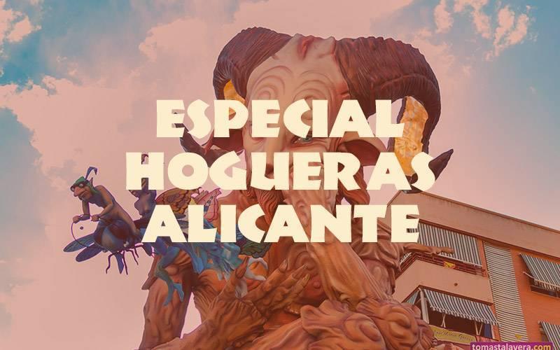 Oferta especial Hogueras de Alicante para Terra Mitica