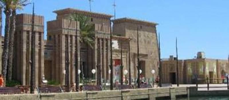 Egipto en Terra Mitica